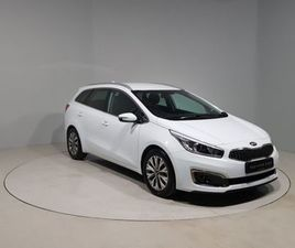 KIA CEED SW 1.6 EX WARRANTY UNTIL 2025 FOR SALE IN CORK FOR €18,900 ON DONEDEAL