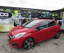 PEUGEOT 208, 2015 5DR 1.2 PETROL GT LINE NCT23 FOR SALE IN DUBLIN FOR €7,999 ON DONEDEAL