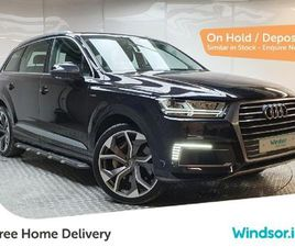 AUDI Q7 E-TRON TDI V6 258 QUATTRO PHEV CREW CAB FOR SALE IN DUBLIN FOR €55,280 ON DONEDEAL