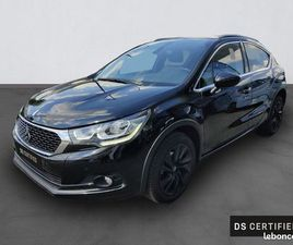DS DS4 CROSSBACK BLUEHDI 120 BVM6 BE CHIC