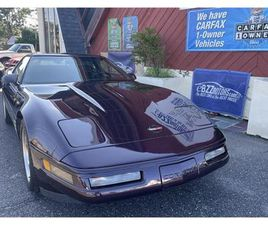 FOR SALE: 1993 CHEVROLET CORVETTE IN WOODBURY, NEW JERSEY
