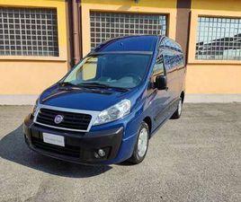 FIAT SCUDO 2.0MTJ 130CV MAXI TETTO ALTO PASSO LUNGO KM.55000