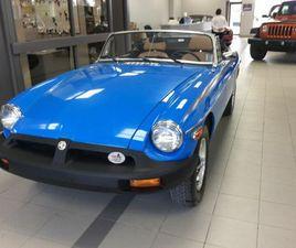 1980 MGB, ONLY 62597 KM, $12500   CARS & TRUCKS   OTTAWA   KIJIJI