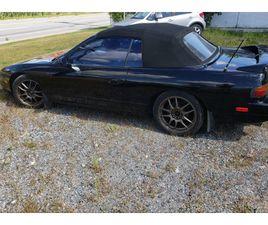 240SX S13 1993 DÉCAPOTABLE | CARS & TRUCKS | SAINT-HYACINTHE | KIJIJI