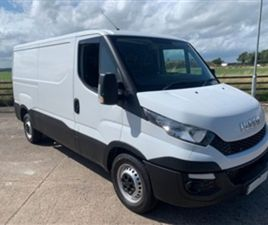 USED 2016 IVECO DAILY 2.3 35S11V 106 BHP NOT SPECIFIED 128,665 MILES IN WHITE FOR SALE | C
