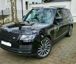 ANDERE LAND ROVER RANGE ROVER 5.0 V8 SUPERCHARGED...