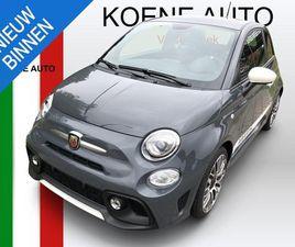 FIAT 500 1.4 T-JET ABARTH 595 145PK NAVI APPLE 17AIRCO