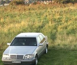 W140 MERCEDES S420
