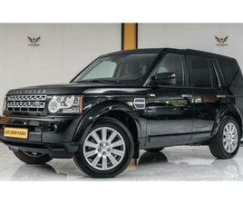LAND ROVER DISCOVERY 4 3.0L 211CV UTILITAIRE / 4X4 / TVA DED