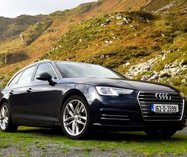 AUDI A4 AVANT 2.0 DIESEL ULTRA SPORT FOR SALE IN LOUTH FOR €19,900 ON DONEDEAL