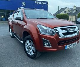 ISUZU D-MAX 1.9L 4WD EURO 6 4DR CREW CAB FOR SALE IN GALWAY FOR €36,950 ON DONEDEAL