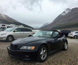 BMW Z3 BLACK COUPE CONVERTIBLE | CARS & TRUCKS | EDMONTON | KIJIJI