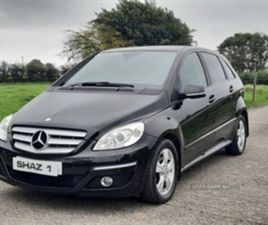 USED 2011 MERCEDES-BENZ B CLASS B180 CDI SE 5DR CVT AUTOMATIC. ** 1 YEARS WARRANTY INCLUDE