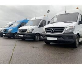 USED 2014 MERCEDES-BENZ SPRINTER 2.1 313 CDI MWB 129 BHP NOT SPECIFIED 127,000 MILES IN WH