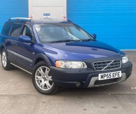 VOLVO XC70 2.5 T SE VOLVO OCEAN RACE GEARTRONIC AWD 5DR