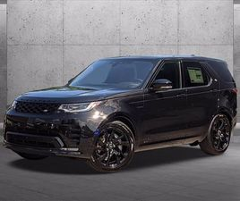 NEW 2022 LAND ROVER DISCOVERY S R-DYNAMIC