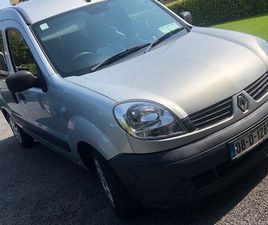 08 WHEELCHAIR ACCESSABLE RENAULT KANGOO FOR SALE IN CLARE FOR €0 ON DONEDEAL