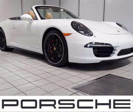 USED 2016 PORSCHE 911 CARRERA 4S