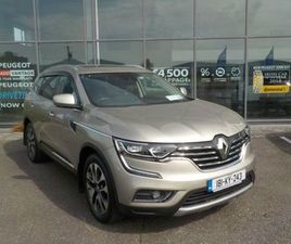 RENAULT KOLEOS SIGNATURE NAV DCI 130 4 FOR SALE IN KERRY FOR €27,450 ON DONEDEAL