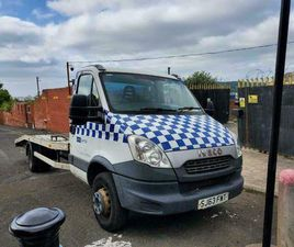 2013 IVECO DAILY 3.0 TD 70C17 HD CHASSIS CAB 2DR (EEV, LWB) CHASSIS CAB DIESEL M