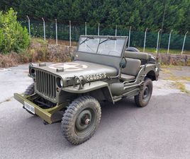 JEEP WILLYS - MB