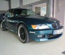 BMW Z3 COUPÉ 2.8 AUT.+ GLASDACH+SPORTSITZE+M-LENKRAD
