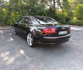 AUDI A8 D3 MOŻLIWA ZAMIANA NA MERCEDES S-KLASA- BMW 5 COMBI RYMAŃ • OLX.PL