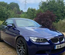 E92 M3 FOR SALE IN DUBLIN FOR €35,450 ON DONEDEAL