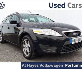 FORD MONDEO EST EDGE 1.8 TDCI 6SPEED 125BHP FOR SALE IN GALWAY FOR €UNDEFINED ON DONEDEAL