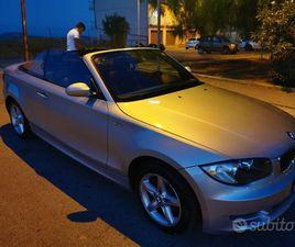 BMW SERIE 1 CABRIO(E88) - 2010