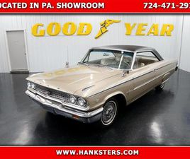 FOR SALE: 1963 FORD GALAXIE 500 IN HOMER CITY, PENNSYLVANIA