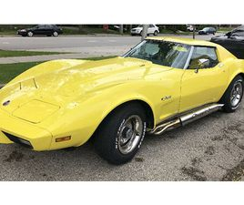 BE THE STAR OF THE CAR SHOWS WITH THIS 1975 CORVETTE STINGRAY | CLASSIC CARS | HAMILTON |