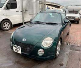 2DR HARDTOP CONVERTIBLE POPULAR CAR WILL COME WITH NEW MOT