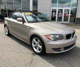 2011 BMW SÉRIE 1 BMW 128I CABRIOLET | CARS & TRUCKS | SHAWINIGAN | KIJIJI