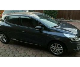 RENAULT RENAULT CLIO 1,2 LIMITED 73 PS 59.000KM