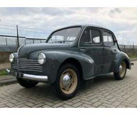 RENAULT 4CV 1953