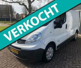 RENAULT TRAFIC 2.0 DCI T27 MARGE/ECO/NAVI/AIRCO/CRUISE-C/PDC