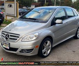 USED 2010 MERCEDES-BENZ B-CLASS B 200 TURBO|LOW KM|NO ACCIDENT|BLUETOOTH|CERTIFIED