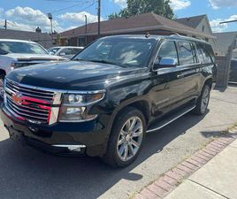 USED 2015 CHEVROLET SUBURBAN LTZ**LEATHER HEATED/COOLED SEATS**NAV**BACK UP CAM