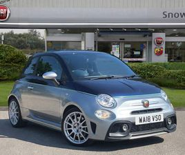 ABARTH 500 1.4 T-JET RIVALE 3DR