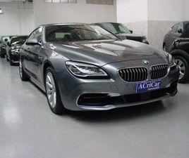 BMW SERIE 6 I XDRIVE GRANCOUPÉ
