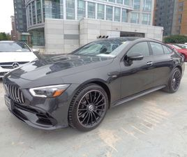 GRAY COLOR 2020 MERCEDES-BENZ AMG GT 53 4MATIC FOR SALE IN ARLINGTON, VA 22203. VIN IS WDD