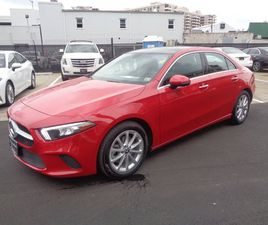 RED COLOR 2020 MERCEDES-BENZ A-CLASS A 220 4MATIC FOR SALE IN ARLINGTON, VA 22203. VIN IS