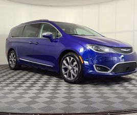 CERTIFIED 2020 CHRYSLER PACIFICA LIMITED