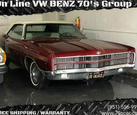 1969 V8