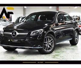 MERCEDES-BENZ GLC 250 COUPE FULL - AMG PACK, CUIR, NAVI... TOP CONFIG