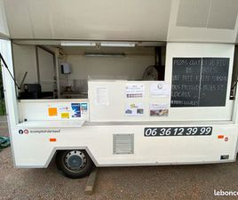 CAMION PIZZA / FOODTRUCK V.A.S.P
