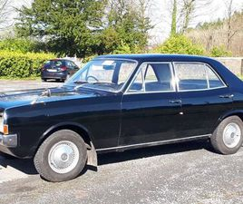 FOR SALE 1970 OPEL REKORD FOR SALE IN SLIGO FOR €11,000 ON DONEDEAL