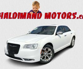 2017 CHRYSLER 300 C PLATINUM AWD | CARS & TRUCKS | HAMILTON | KIJIJI