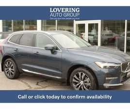 BRAND NEW BLUE COLOR 2022 VOLVO XC60 B5 INSCRIPTION FOR SALE IN CONCORD, NH 03301. VIN IS